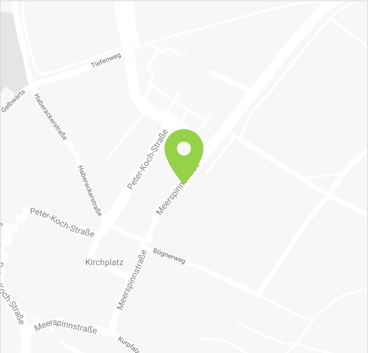 Netts Landhaus Wegbeschreibung